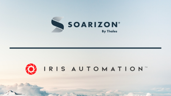 Soarizon and Iris Automation